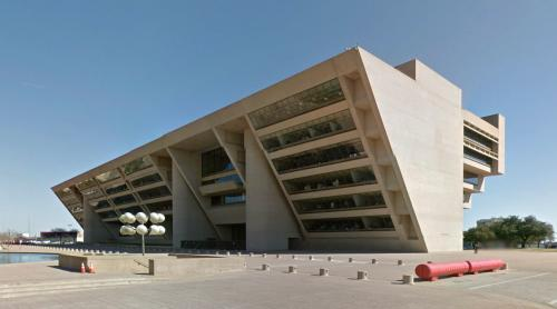 Dallas City Hall (Dallas, United States)