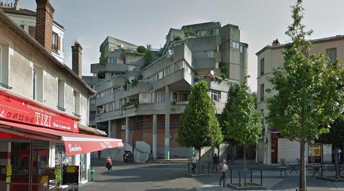Îlot Renaudie (Saint-Denis, France)