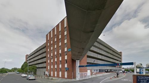 Barclays House Private Car Park (Poole, United Kingdom)