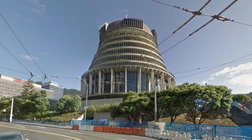 Beehive (Wellington, New Zealand)