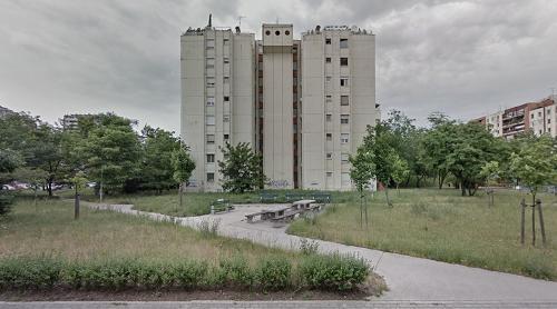 Blokovi - Blok 70A (Belgrade, Serbia)