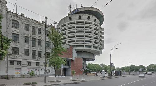 Salute Hotel (Kiev, Ukraine)