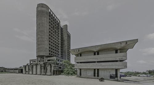Uncompleted Building (Lagos, Nigeria)