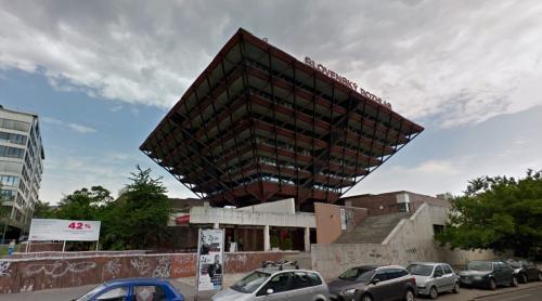 Budova Slovenského rozhlasu (Bratislava, Slovakia)