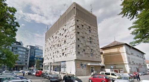 Romtelecom Building (Cluj Napoca, Romania)