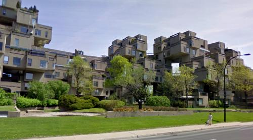Habitat 67 (Montreal, Canada)