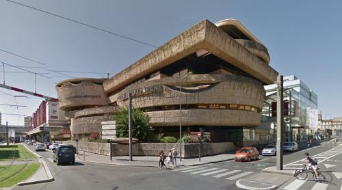 Caisse d'Épargne de Bordeaux (Bordeaux, France)