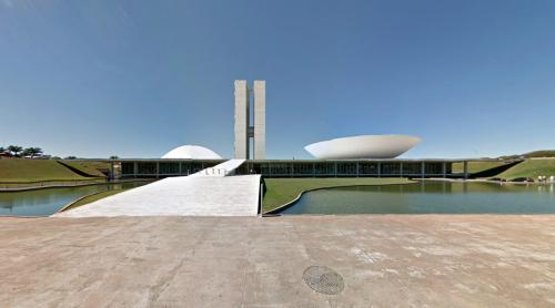 Museu Nacional da República (Brasilia, Brazil)