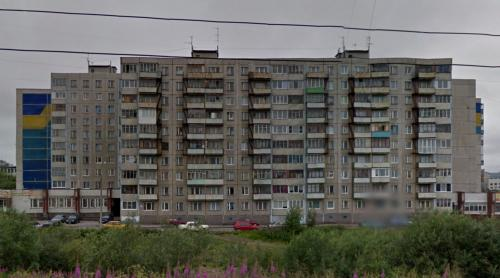 Collective housing (Murmansk, Russia)