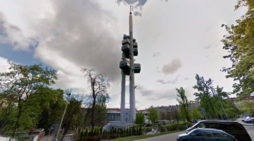 Žižkov Television Tower (Prague, Czech Republic)