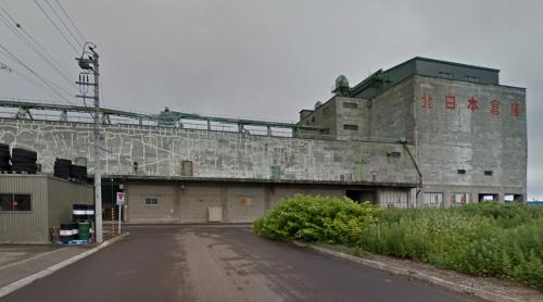 North Star Transport warehouse (Otaru, Japan)