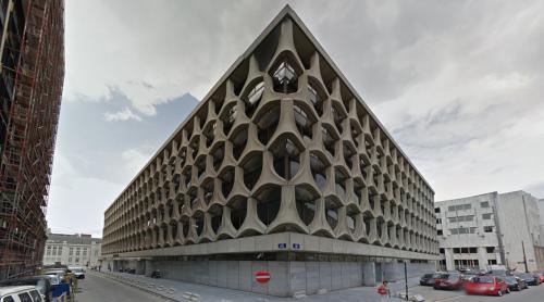 Caisse générale d'épargne et de Retraite (Brussels, Belgium)
