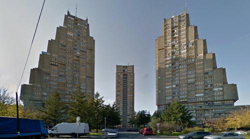 Rudo Buildings (Belgrade, Serbia)