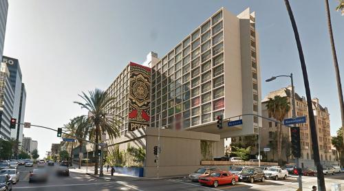 The Line Hotel (Los Angeles, United States)