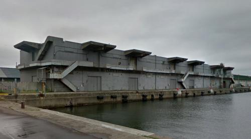 Municipal warehouse #31 on Otaru pier #3 (Otaru, Japan)