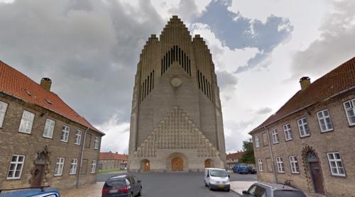 Grundtvigs kirken (Copenhagen, Denmark)
