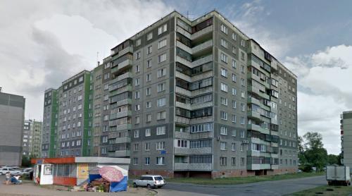 Housing (Chelyabinsk, Russia)
