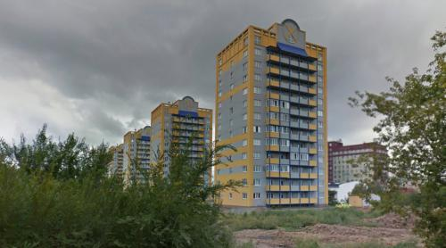 Housing (Omsk, Russia)