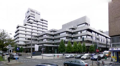 WestLB Offices (Düsseldorf, Germany)
