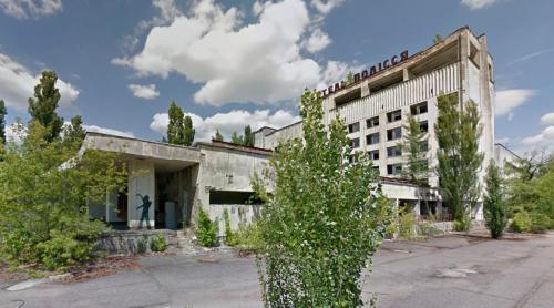 Polissya Hotel (Pripyat, Ukraine)