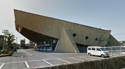 Kagawa Prefectural Gymnasium (Takamatsu, Japan)