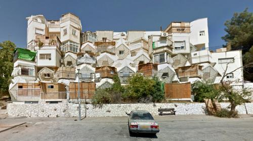 Ramot Polin complex (Jerusalem, Israel)