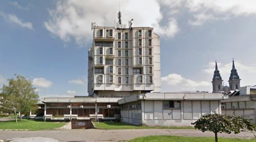 Hotel Tamis (Pancevo, Serbia)