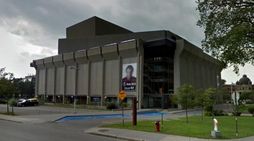 Grand Théâtre de Québec (Québec, Canada)