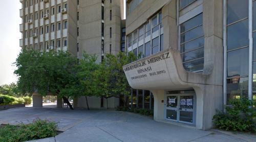 Mühendislik Merkez Binası (Ankara, Turkey)
