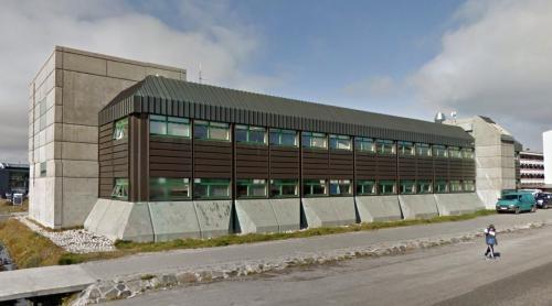 Unknown building, Aqqusinersuaq (Nuuk, Greenland)
