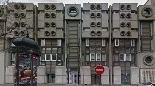 116 rue des Pyrénées (Paris, France)