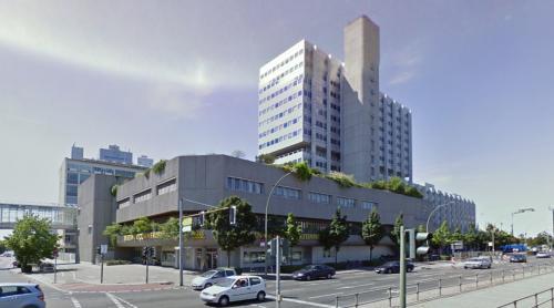Parkhaus Bayer Schering Pharma (Berlin, Germany)