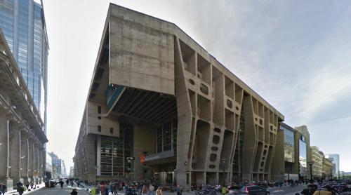 Banco de Londres y América del Sur Headquarters (Buenos Aires, Argentina)