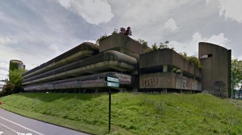 Car Park - Gare de Nantes (Nantes, France)