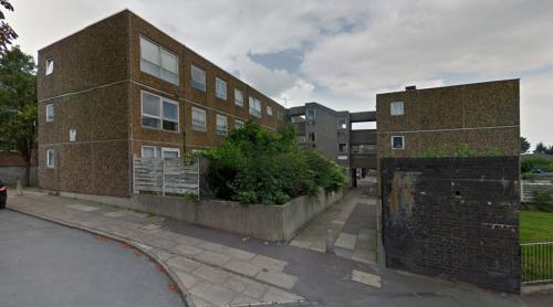 Morris Walk Estate (London, United Kingdom)