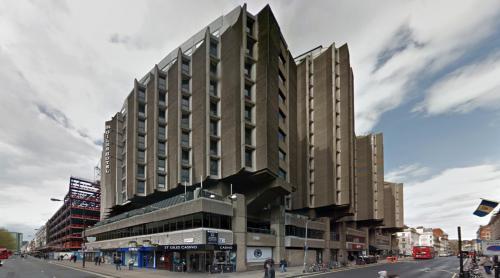 St Giles Hotel / London Central YMCA (London, United Kingdom)