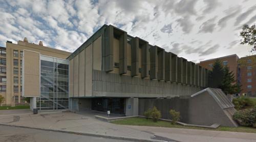 Pavillon Claire-McNicoll (Montreal, Canada)