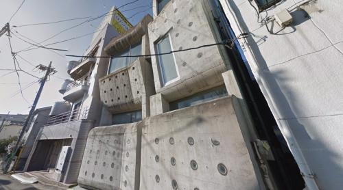 Individual housing (Tokyo, Japan)