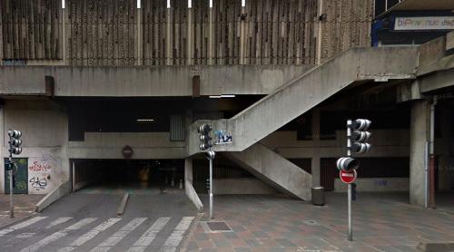 Centre Commercial Bobigny 2 (Bobigny, France)