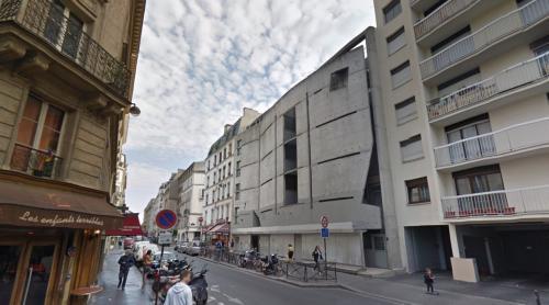Crèche Collective Municipale Saint-Maur (Paris, France)