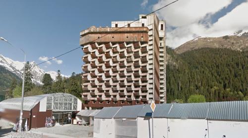 Hotel Amanauz (Dombay, Russia)