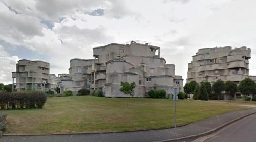 Résidence Kalouguine (Angers, France)