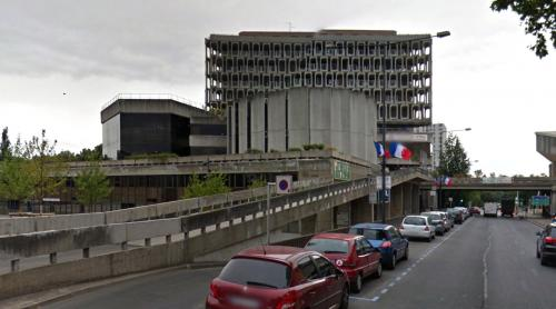 Bobigny City Hall (Bobigny, France)
