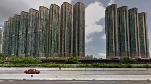 Coastal Skyline & Caribbean Coast (Hong Kong, Hong Kong)