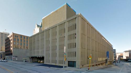 BMO Harris Bank car park (Milwaukee, United States)