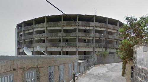 Decommissioned Hotel (Tiberias, Israel)