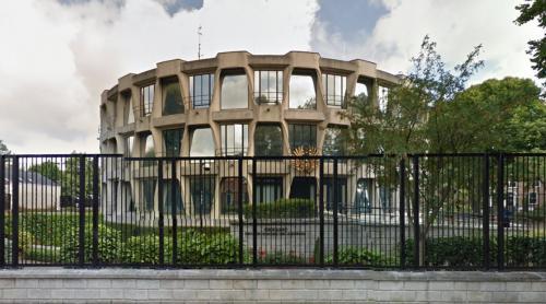 USA Embassy (Dublin, Ireland)