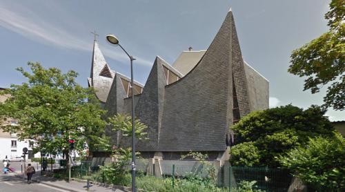 Eglise Evangélique Luthérienne (Saint-Denis, France)