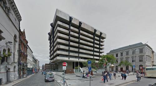 Central Bank of Ireland (Dublin, Ireland)