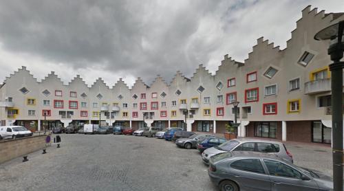 Housing (Villetaneuse, France)